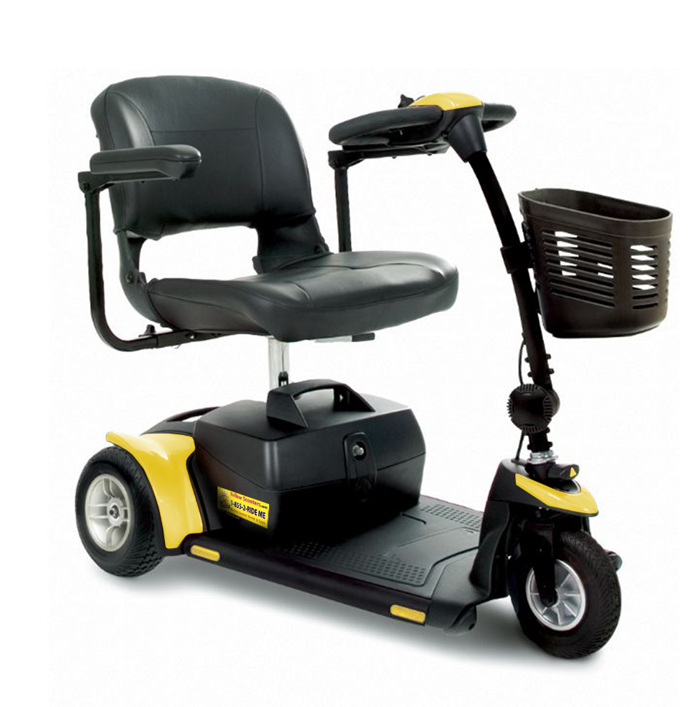 Las vegas best value mobility equipment rental archives for Motorized scooter rental las vegas