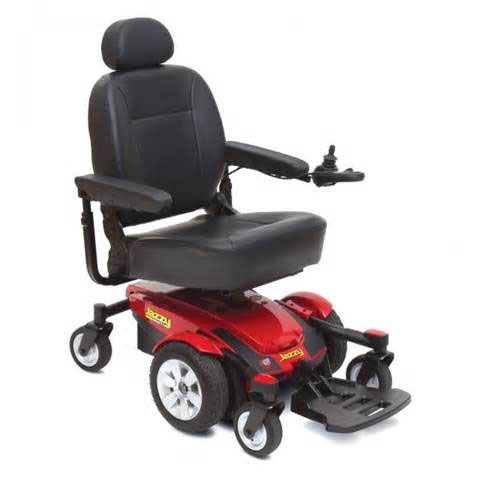 Select 6 Power Chair
