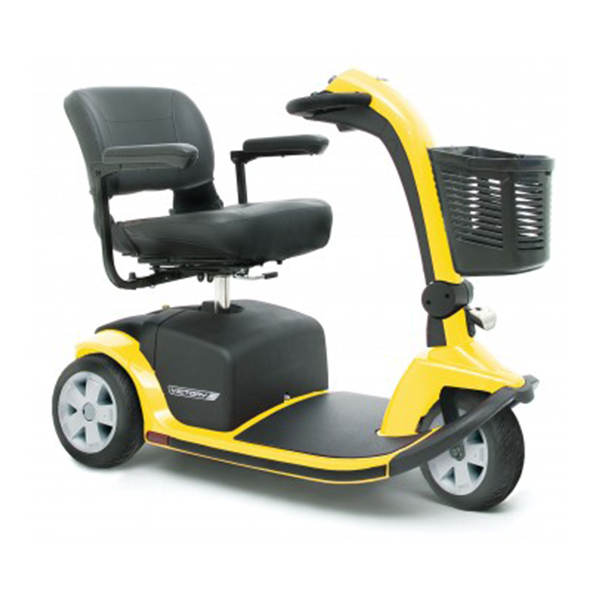 Las vegas nevada yellow scooters mobility rentals and for Motorized scooter rental las vegas
