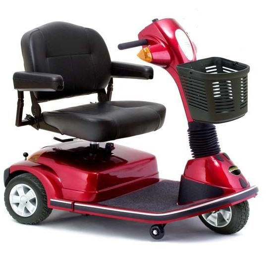 Pride Mobility Maxima Heavey Duty 500lb 3 Wheell Scooter Rent In Las